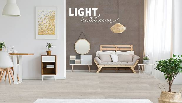 EGGER Dekorativ 2020 - Trendwelt Light Urban